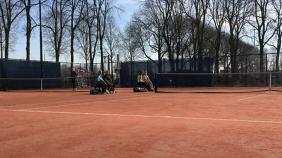 Zwaluwen Utrecht 1911 Tennis