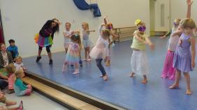 De Dansproeverij