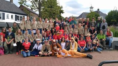 Scouting Hoograven