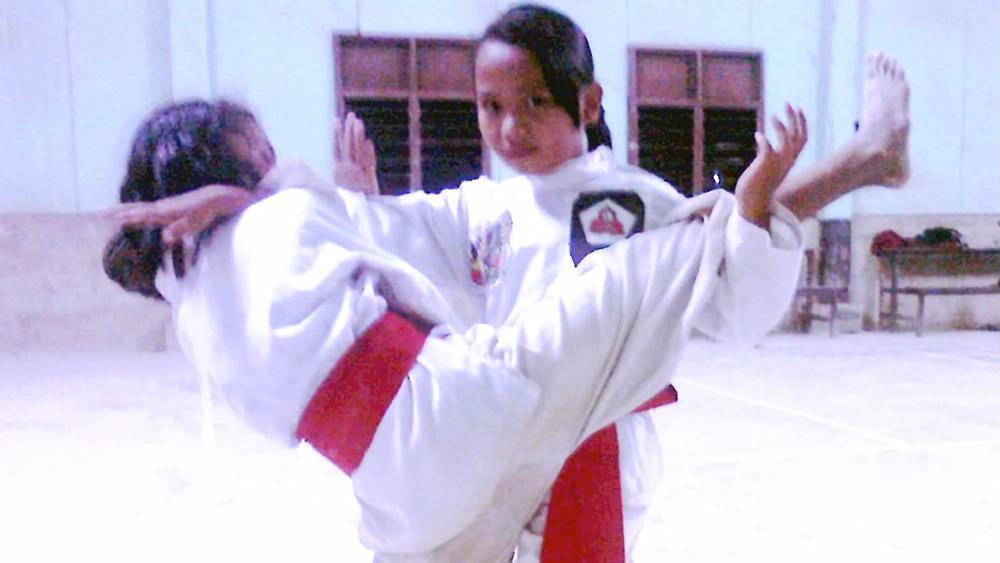 Indonesische zelfverdediging Keluarga Silat Perisai Diri