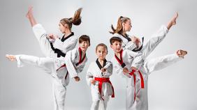 Taekwondo academie Taekyon Houten