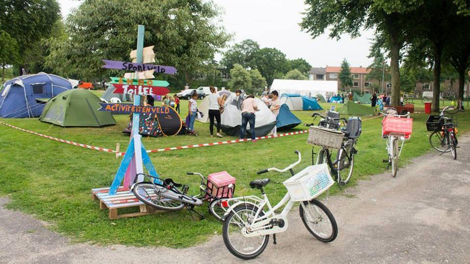 Stichting De Buurtcamping Utrecht