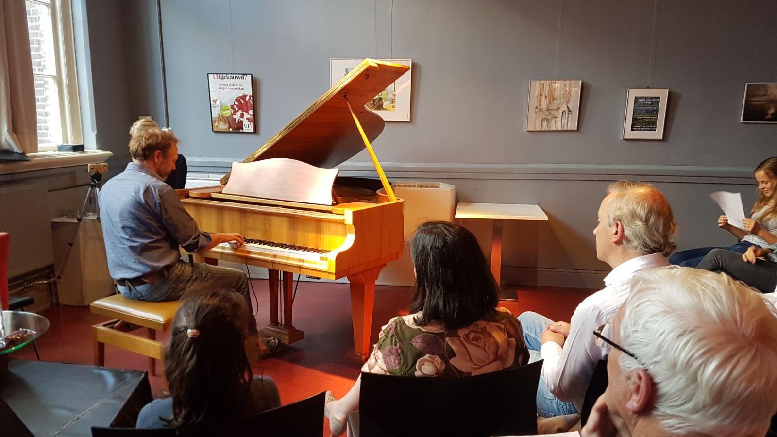 Pianolespraktijk Danielle Bourne