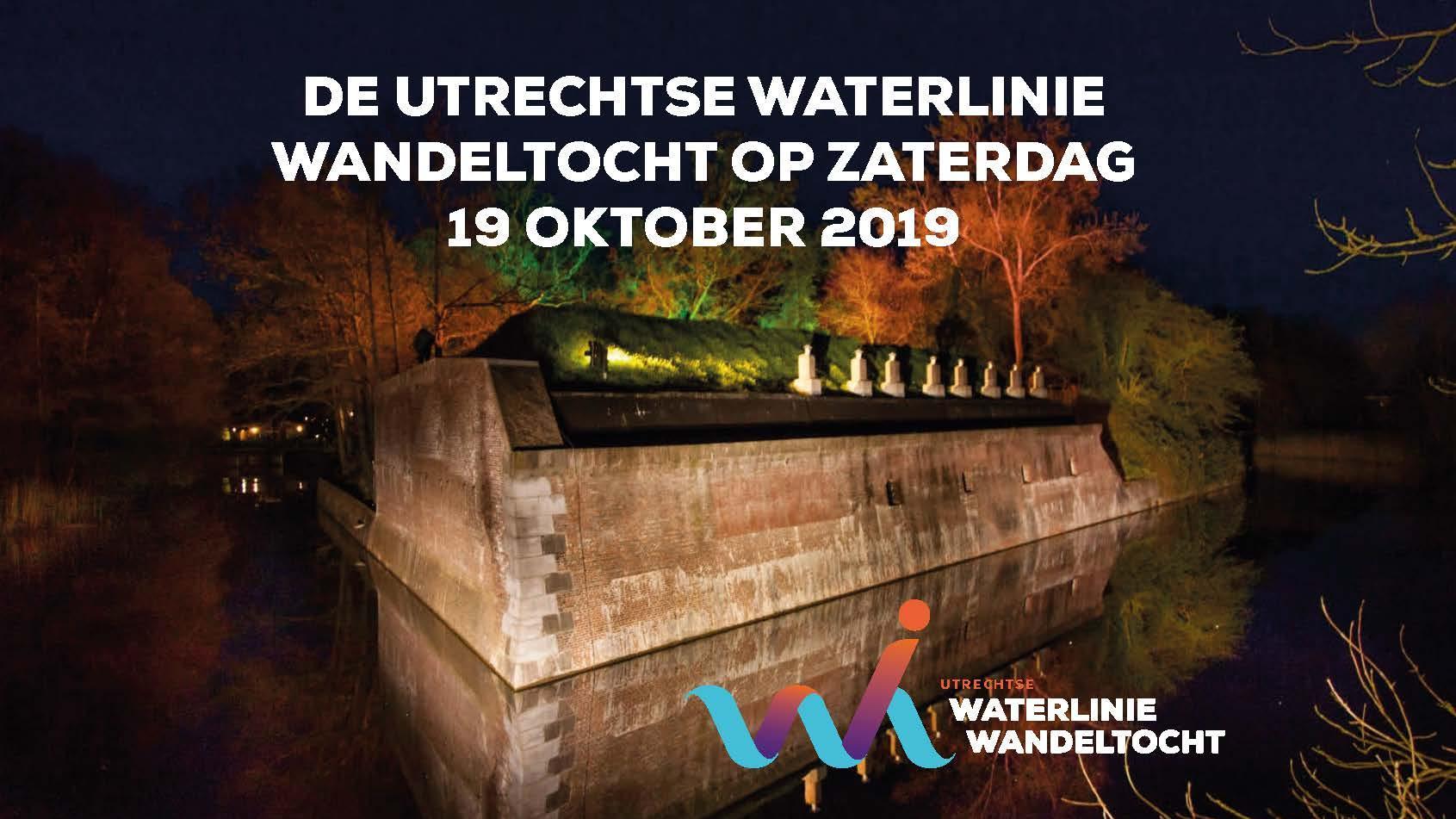 Waterlinie Wandeltocht
