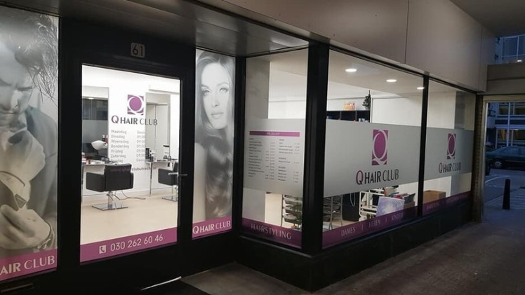 Q Hairclub Utrecht