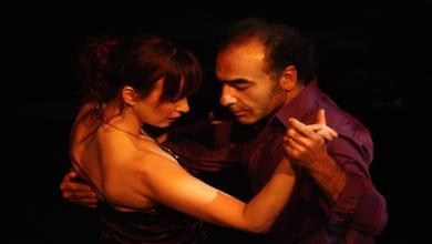 Argentijnse Tango La Zapada