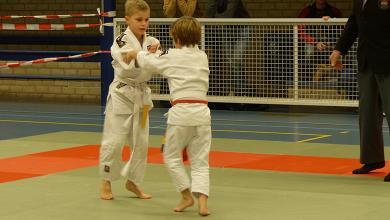 Judo vereniging Judokan Maartensdijk