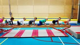 Gymnastiekvereniging Wilskracht